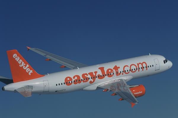 easyJet+aircraft